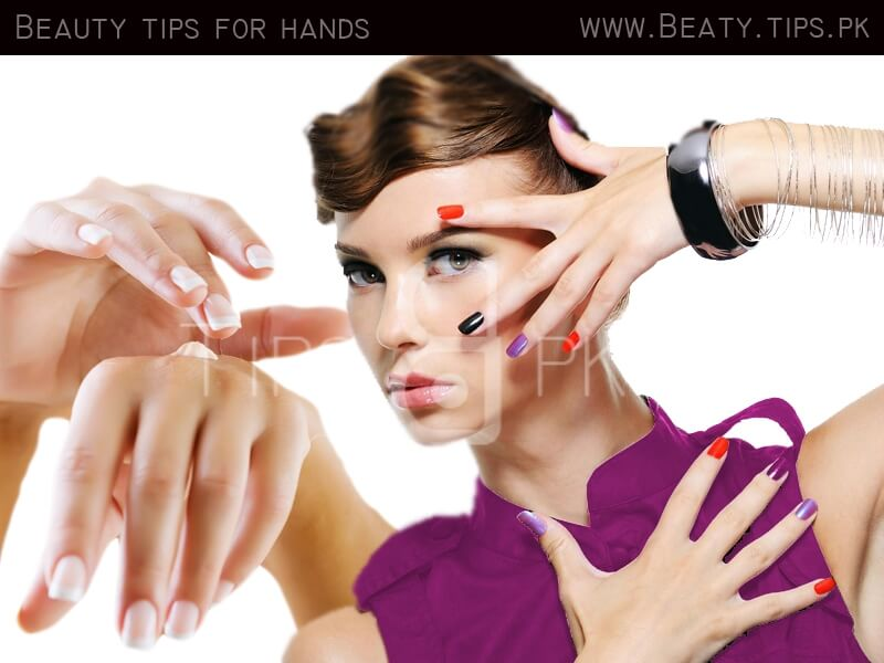 Beauty Tips For Hands