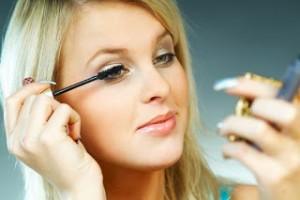 makeup oily