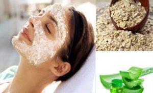 Oily Skin Scrub
