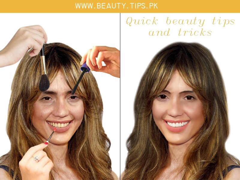 Fast Beauty Tips