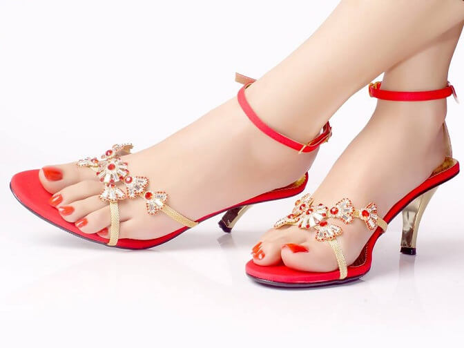 Wedding Shoes For Women With Flat Feet