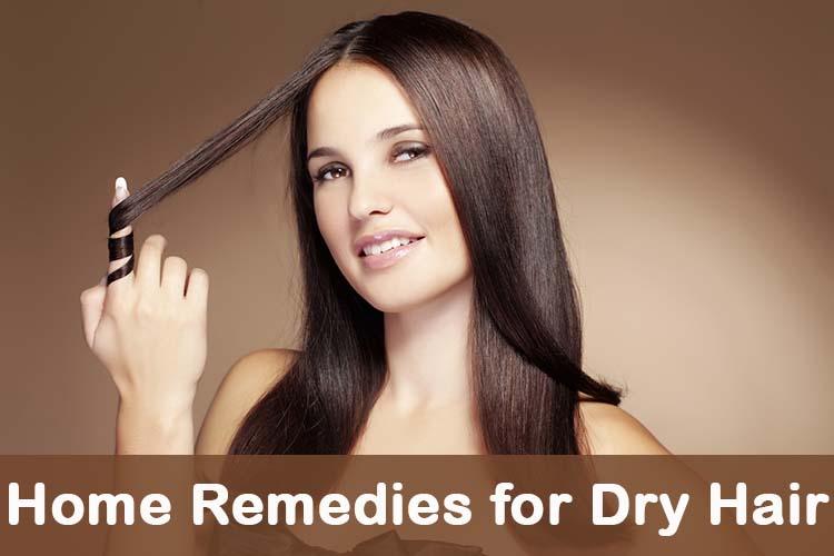 Dry Hair Woman