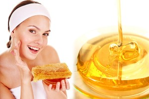 Dry Skin Care With Honey