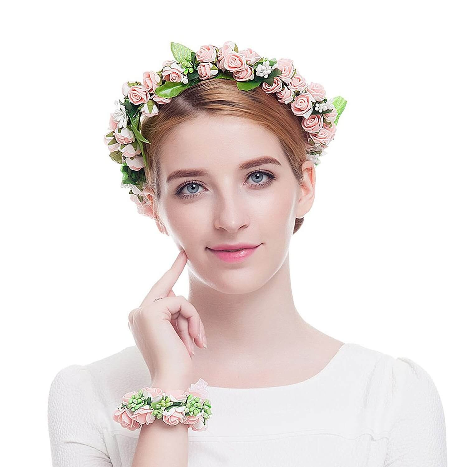 Floral Bands: Different Ways To Use Dried Or Fresh Flowers In Fashion