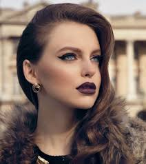 makeup trend for winter