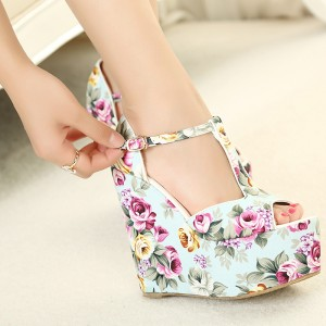 Printed Wedge
