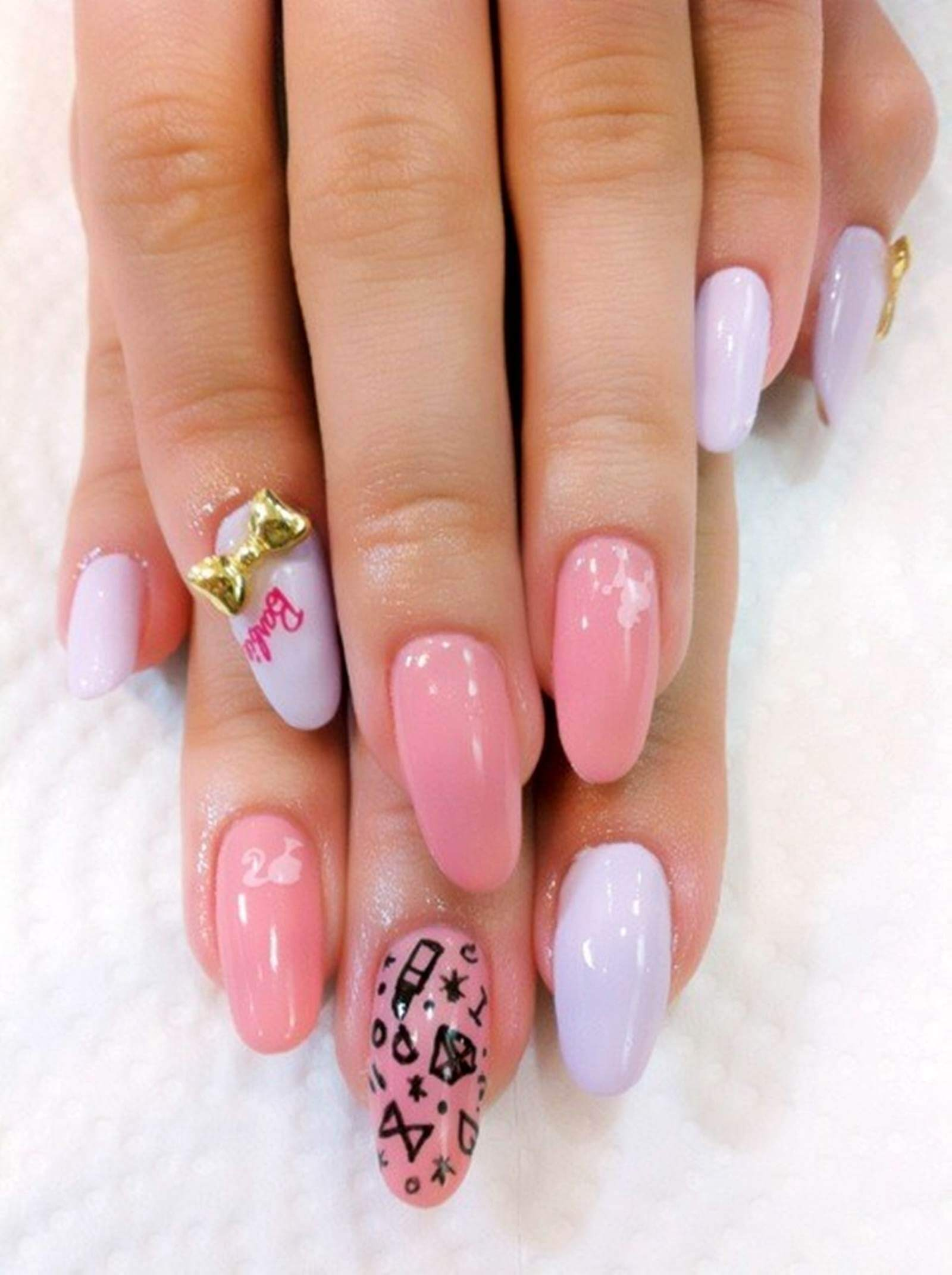 Nail Shape Trends: Find Perfect Nail Shapes For Girls » Fashion Tips
