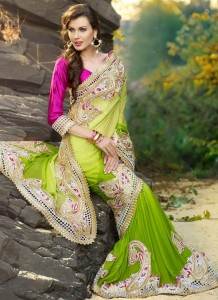 Saree Design in Pakistan