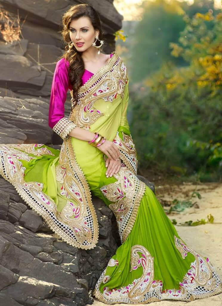 Latest Saree Trends In Pakistan Fashion Tips