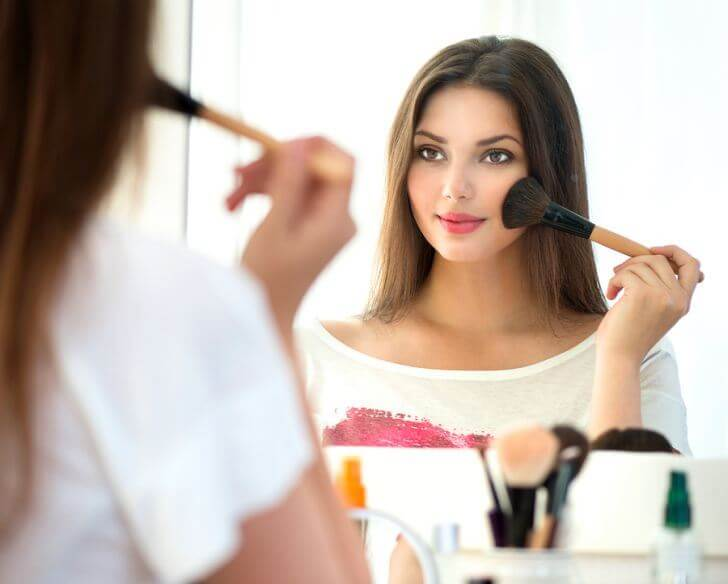 Working Woman Makeup