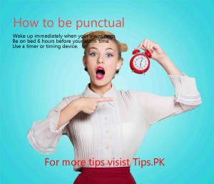 tips-to-be-punctual-tips
