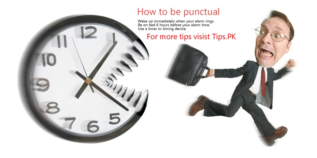 how-to-be-punctual