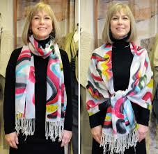 shawl style