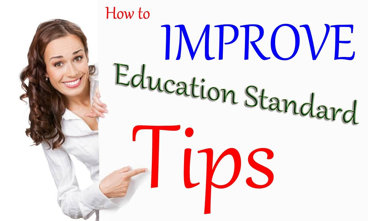 tips-to-improve-education-standard