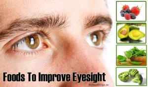 food for eyesight