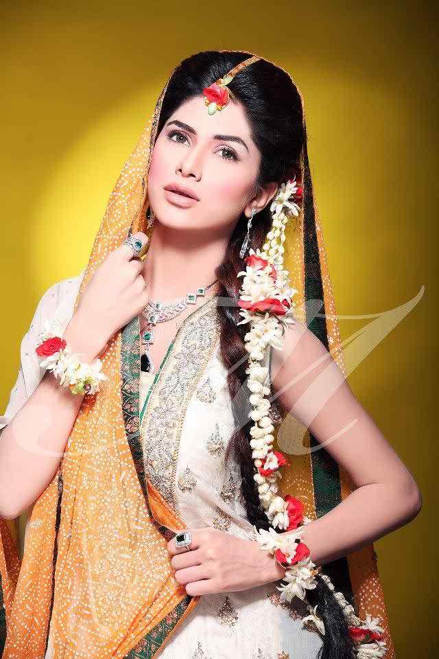 Mehndi Hairstyles Zip : Mehndi makeup tips tricks tutorial � beauty