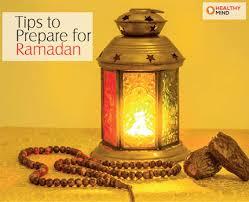 tips for ramadan